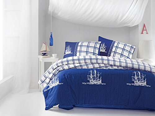 51h5hLXEULL The Best Beach Duvet Covers For Your Coastal Home