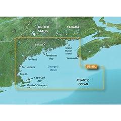 Garmin VUS510L - St. John - Cape Cod - SD Card by Garmin