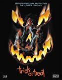 Trick or Treat - Ragman [Blu-Ray] (Uncut) [kleine Hartbox Cover A]