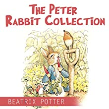 The Peter Rabbit Collection Audiobook by Beatrix Potter Narrated by Jack de Golia