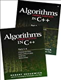 Bundle of Algorithms in C++,  Parts 1-5: Fundamentals, Data Structures, Sorting, Searching, and Graph Algorithms (3rd Edition) (Pts. 1-5)