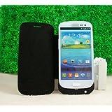 3200mAh External Backup Battery Case For Samsung Galaxy S3 SIII I9300 / I9305