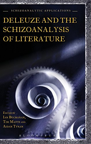 Deleuze and the Schizoanalysis of Literature (Schizoanalytic Applications)