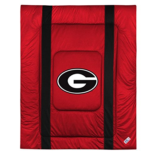 Ncaa Georgia Bulldogs-Comforter -Queen And Full Size