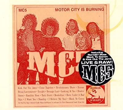 Motorcity Is Burning (Live)