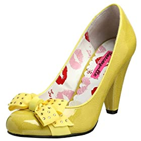 Betseyville Women's Aisha Pump - Free Overnight Shipping & Return Shipping: Endless.com from endless.com