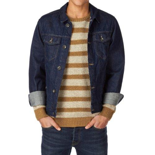 Selected Homme Jeans Cash 5526-1 J Men's Jacket Denim Small