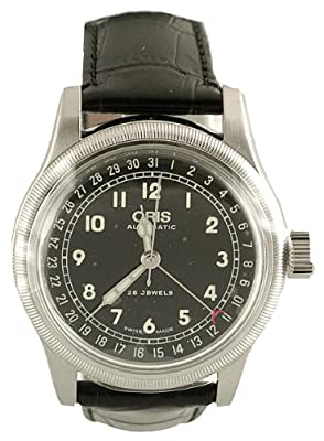 Oris Men's 754 7543 4064LS Big Crown Pointer Date Aviation Watch
