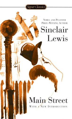 Main Street (Signet Classics), Sinclair Lewis