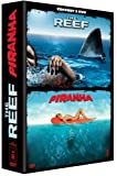echange, troc Coffret DVD The Reef & Piranha