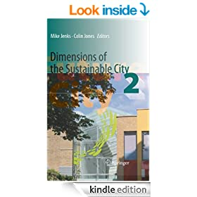 Dimensions of the Sustainable City: 2 (Future City)