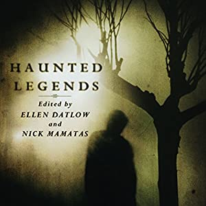 Haunted Legends Audiobook
