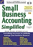 img - for Small Business Accounting Simplified (Small Business Made Simple) 5th (fifth) Edition by Sitarz, Daniel (2010) book / textbook / text book