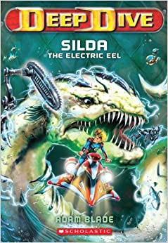 Amazon.com: Deep Dive #2: Silda the Electric Eel ...