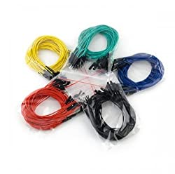 Jumper wire M/F male to female 200mm length (50pcs/pack)