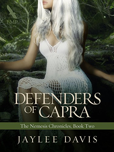 Jaylee Davis - Defenders of Capra (The Nemesis Chronicles Book 2)