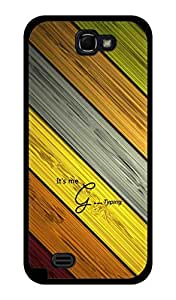 Samsung Galaxy Note 2 Printed Back Cover