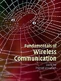 img - for Fundamentals of Wireless Communication by Tse, David, Viswanath, Pramod (2005) Hardcover book / textbook / text book