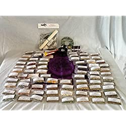 Deluxe Wicca Starter Kit with Money Spell Witchcraft Hoodoo Herbs & Supplies by Witch SuperCenter