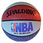 Spalding NBA All Star, All Surface Ba...