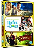 Stardust/Hotel For Dogs/The Spiderwick Chronicles [DVD]