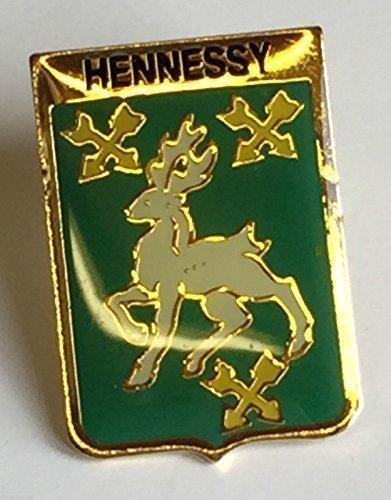 irlandese-irlanda-clan-nome-hennessy-spilla-distintivo