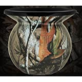 MudJug Realtree Backwoods Portable Spittoon, New in Gift Box by Mud Jug