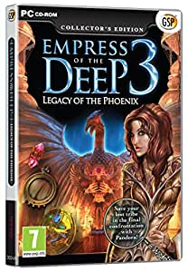 Empress of the Deep: Legacy of the Phoenix Collector's Edition (PC CD)