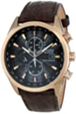 Citizen Men's AT8013-17E Eco-Drive Limited Edition World Chronograph Dress Watch