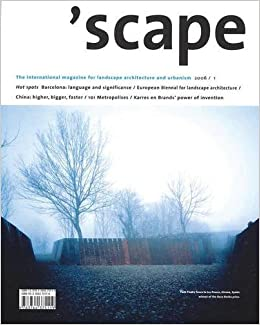 scape: The International Magazine of Landscape Architecture and