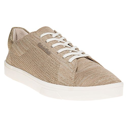 Calvin Klein Ilene 2 Femme Baskets Mode Metallic