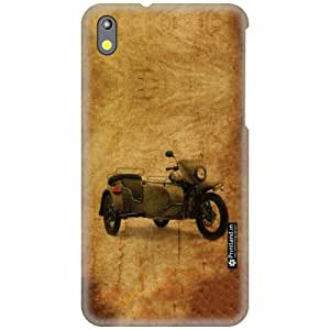 Printland Designer Back Cover for HTC Desire 816G - Ride Along Case Cover