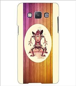 PrintDhaba Tom Boy D-5859 Back Case Cover for SAMSUNG GALAXY E5 (Multi-Coloured)