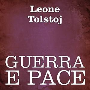 Guerra e Pace Audiobook