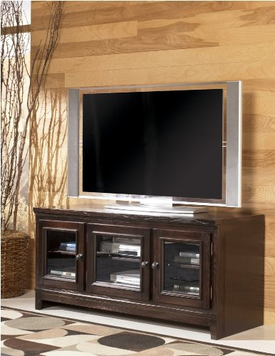 "Cheap Espresso Stained Medium TV Stand by ""Famous Brand"" Furniture (W551-31)"