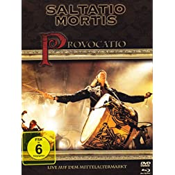 Provocatio-Live Auf Dem Mittelaltermarkt [Blu-ray]