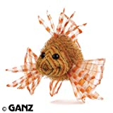 Webkinz Plush Stuffed Animal Lion Fish