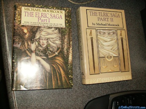 The Elric Saga (Part 1 & 2) (Elric Saga Part Ii compare prices)
