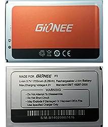 aSquareDeals OG Battery For Gionee P3
