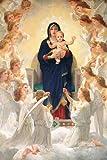 1000ピース 聖母と天使 1000-674