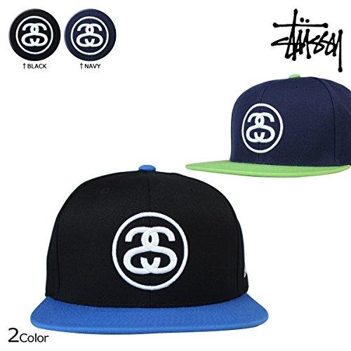(ステューシー)STUSSY キャップ スナップバックキャップ 帽子 SS-LINK HO15 CAP (並行輸入品)