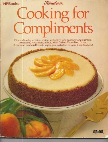 Knudsen Cooking for Compliments PDF