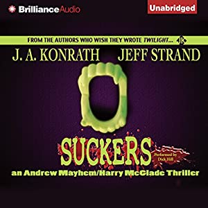 Suckers Audiobook