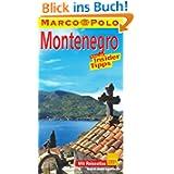 Montenegro. Marco Polo Reiseführer. Reisen mit Insider-Tipps