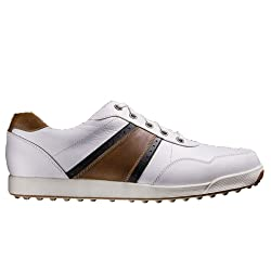 Mens Footjoy Contour Casual Spikeless Golf Shoe
