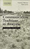 img - for Communication Traditions in Australia: Packaging the People. Second Edition book / textbook / text book