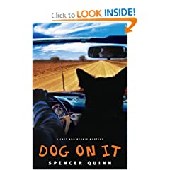 Dog on It  A Chet and Bernie Mystery (Chet and Bernie Mysteries)