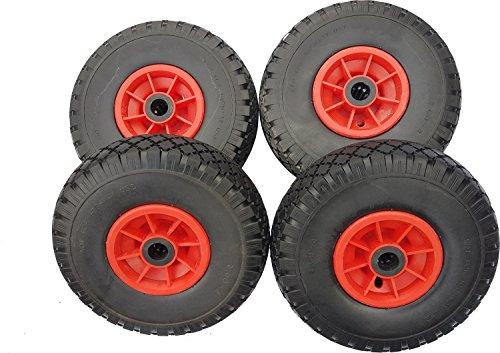 4-x-frosal-pu-rad-bollerwagen-bollerwagenrad-ersatzreifen-sackkarre-vollgummi-pannensicher-ersatzrad