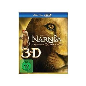 Die Chroniken von Narnia - Die Reise auf der Morgenröte (Erweiterte Fassung) [Blu-ray 3D]