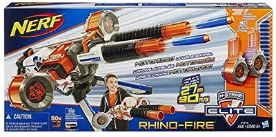 Nerf N-Strike Elite Rhino-Fire Blaster by Hasbro